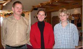 Familie Rechberger mit OA Dr. Plecko