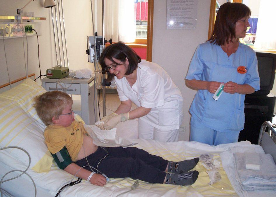 MPS Kind Stefan Enzymersatztherapie