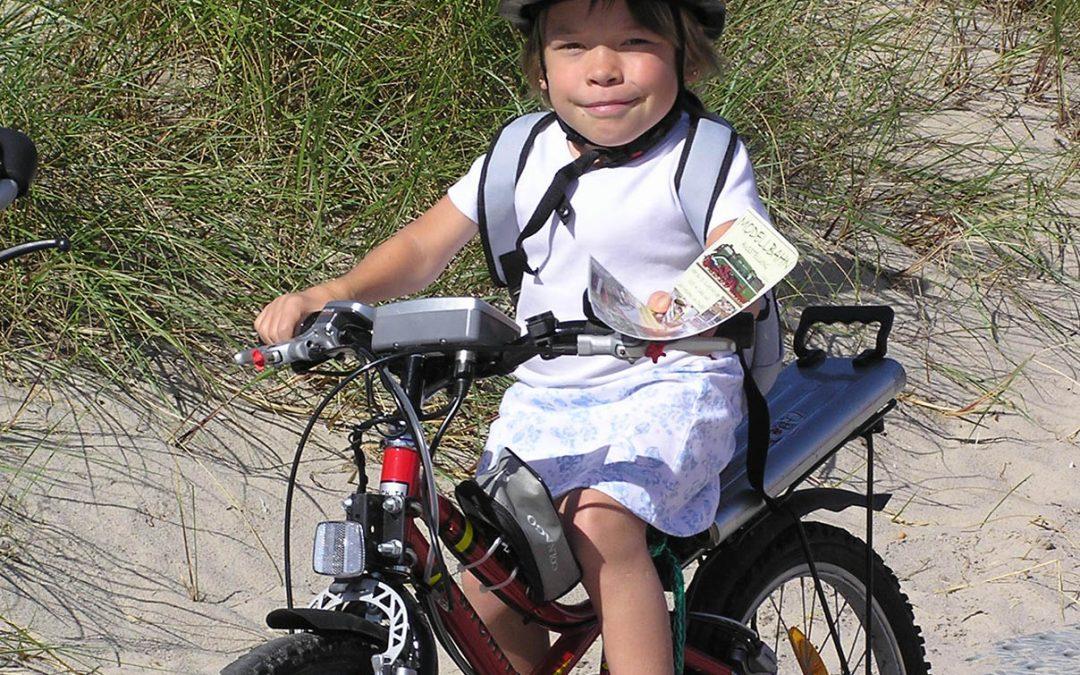 Ein Fahrrad für Maria