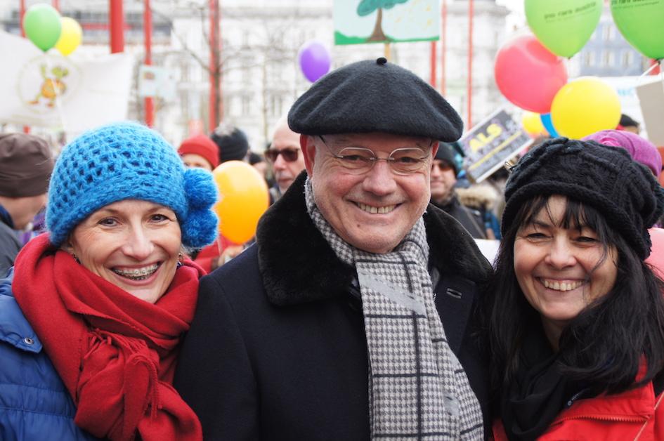 MPS Austria Botschafter Wolfgang Böck